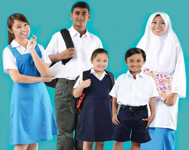 Application for School Uniform 2017